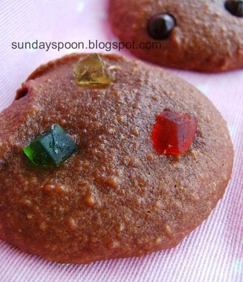 Πανεύκολα μπισκότα με νουτέλα